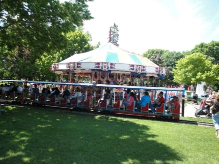 Image for Lakeside Park Rides